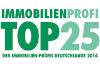 Top 25-Auszeichnung 2014