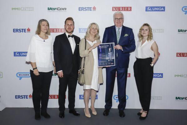 Reischel Immobilien gewinnt zum 4. Mal den Qualitätspreis IMMY