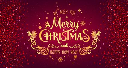 Frohe Weihnachten & Prosit 2019