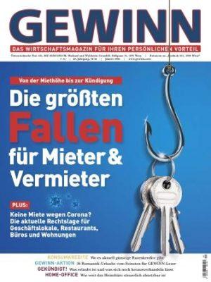 Die größten Fallen für Mieter & Vermieter (Gewinn 01/21)
