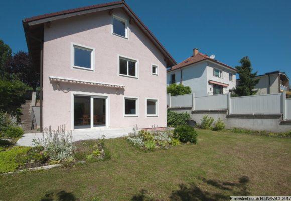 Großes Einfamilienhaus am Schafberg