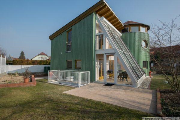 Modernes Haus mit Charakter und Charme