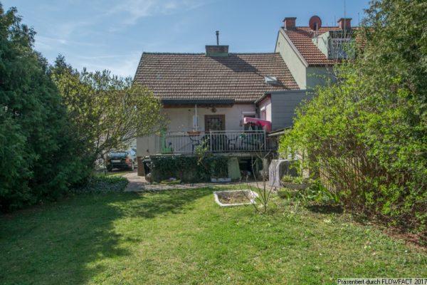 Gute Lage in Liesing-Atzgersdorf mit renovierungsbedürftigem Haus
