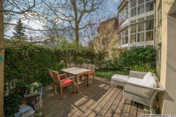 Ruhige Grünlage mit 160m² Garten in Rodaun
