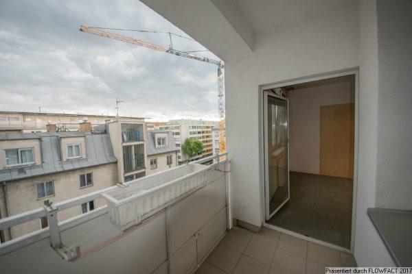 Thewosansaniertes Haus – Dachgeschoss im Sonnwendviertel