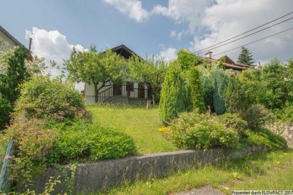 Wolfersberg – Kleingartenhaus auf Eigengrund