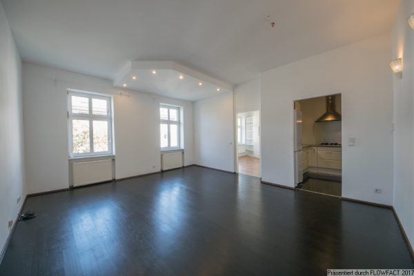 Wallensteinviertel – Helle Wohnung direkt beim Augarten