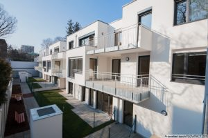 Top moderne Mietwohnung nahe Liesinger Platz mit Loggia