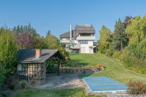 Wilhelminenberg – Große Familien-Villa mit Fernblick