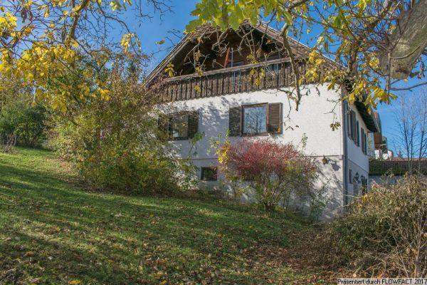 Breitenfurt – Haus mit Wintergarten, Süd-Terrasse und Garten