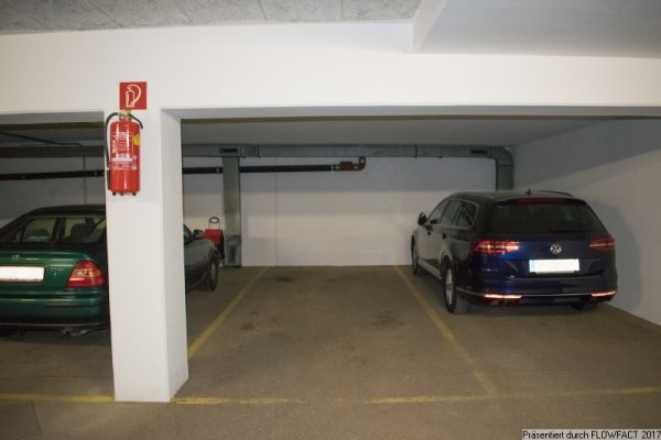 Garage bei U4 Braunschweiggasse