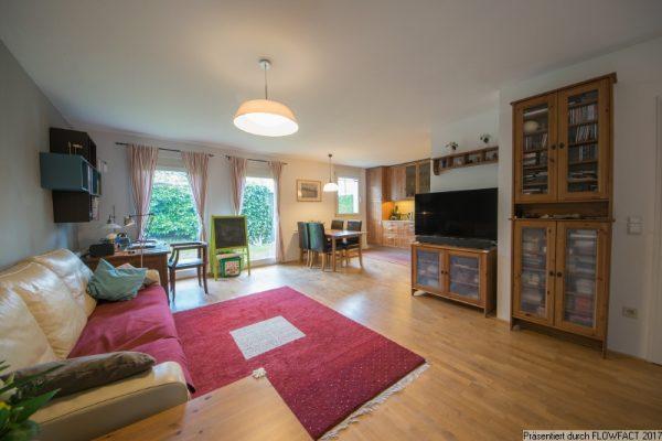 Rodaun – Wohnung mit großem Garten und 2 Terrassen