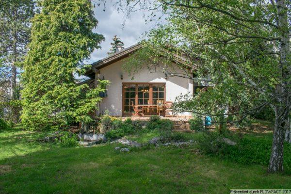 Sollenau – Bungalow mit schönem Garten
