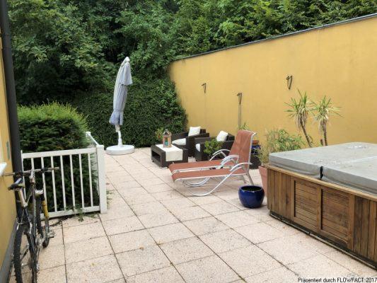Maisonette – hochwertig ausgestattet und mit 80m² Terrasse