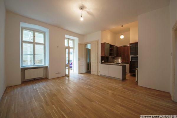 Alsergrund – Wohnung mit Wintergarten in sehr guter Lage
