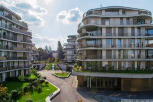 Rosenhügel – Wohnen im Grünen mit großem Balkon