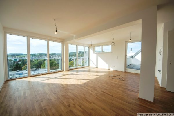 DG-Wohnung mit unglaublichem Fernblick und Süd-Terrasse