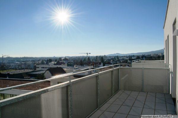 Erstbezug nahe Liesinger Platz im 6.Stock und Pool am Dach