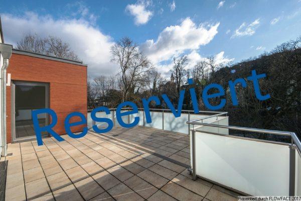 Penthouse mit Terrassen – Bestlage Rodaun