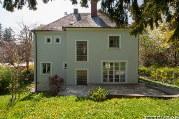Villa in best location – Hietzing, Ober St. Veit