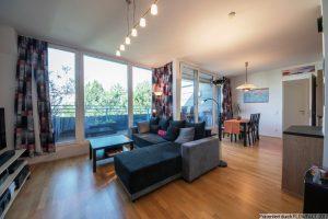 Mauer – DG-Wohnung in Ruhelage mit Terrasse
