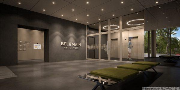 Bel and Main Residence: Wohnen wie im 5 Sterne Hotel – provisionsfrei und unbefristet