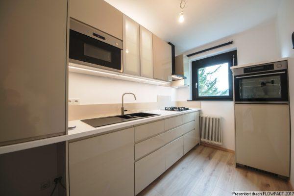 2020 saniert mit schöner Küche und Gartenblick