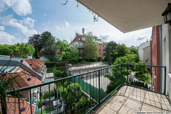 Am Fuße des Küniglbergs – mit Balkon und schöner Aussicht