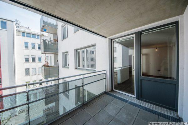 Genossenschaftswohnung mit 6m² Loggia