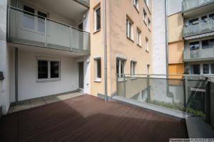 Genossenschaftswohnung mit 5m2 Loggia