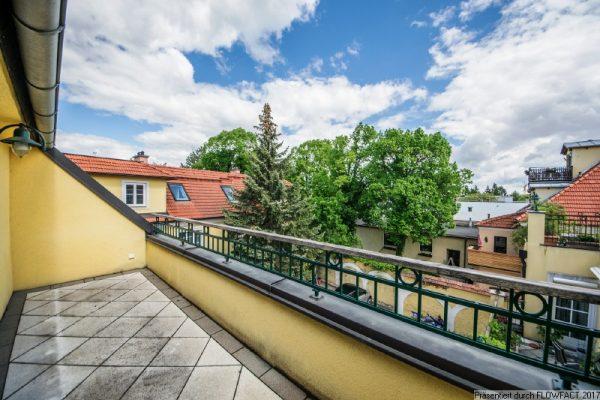 Perchtoldsdorf Zentrum – Maisonette mit Terrasse